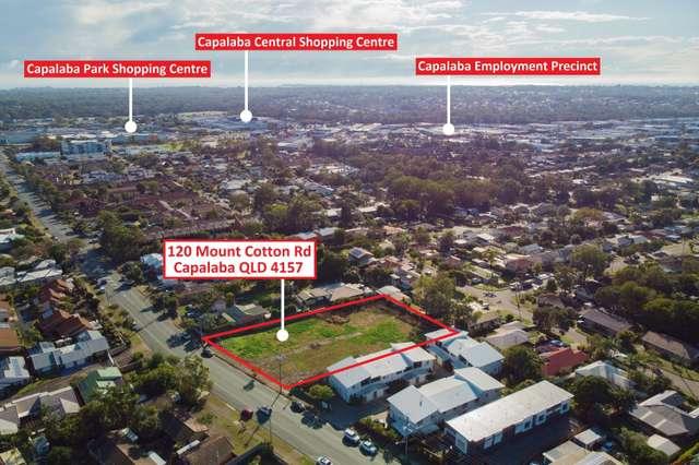 120 Mount Cotton Road, Capalaba QLD 4157