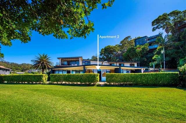 Apartment 2, 39 Sandy Beach Road, Korora NSW 2450