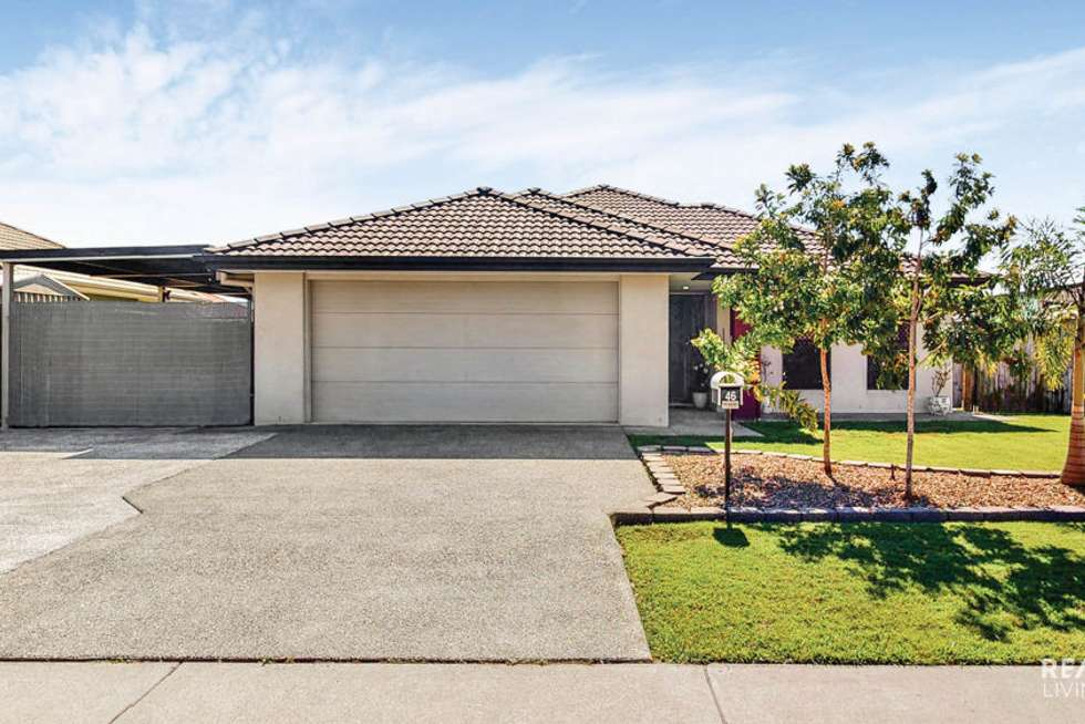 Second view of Homely house listing, 46 Hedges Avenue, Burpengary QLD 4505