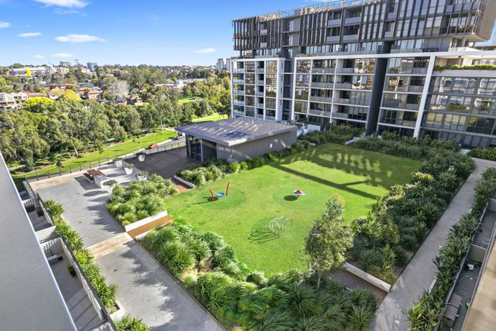 Second view of Homely unit listing, 1001/2h Morton Street, Parramatta NSW 2150