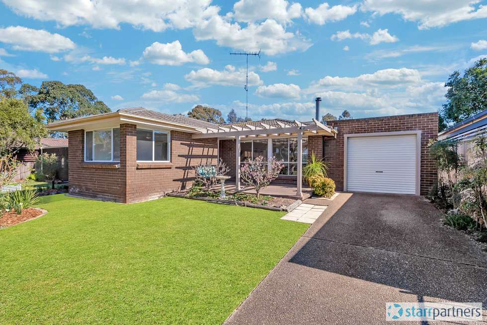 Second view of Homely house listing, 29 Scarvell Avenue, Mcgraths Hill NSW 2756