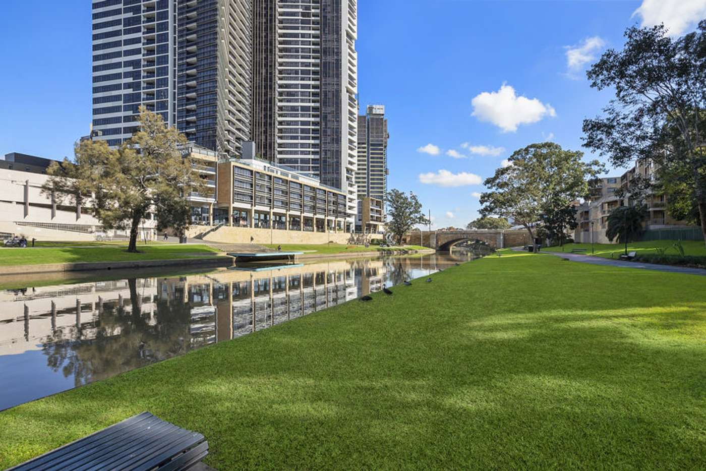 Main view of Homely unit listing, 105/3 Sorrelle Street, Parramatta NSW 2150