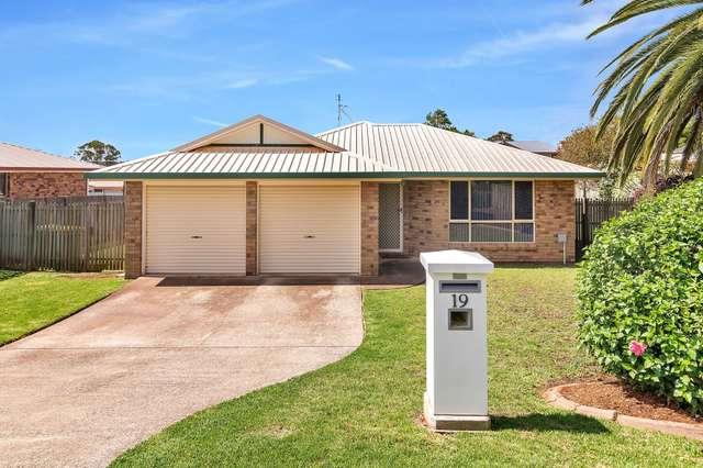 19 Bouganvillea Drive, Middle Ridge QLD 4350