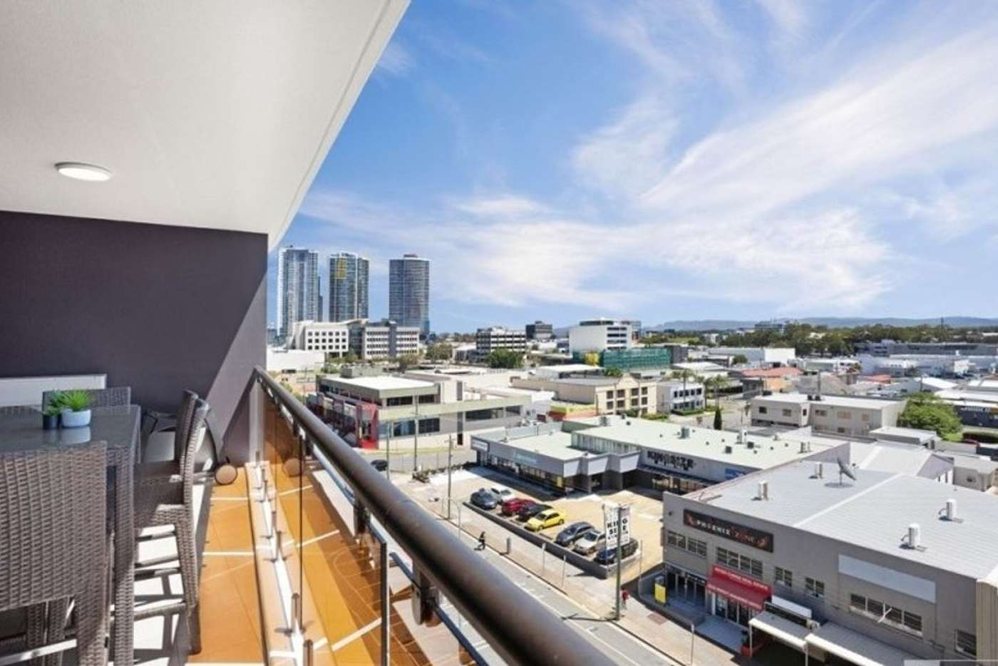 Seventh view of Homely apartment listing, 807/139 Scarborough Street, Southport QLD 4215