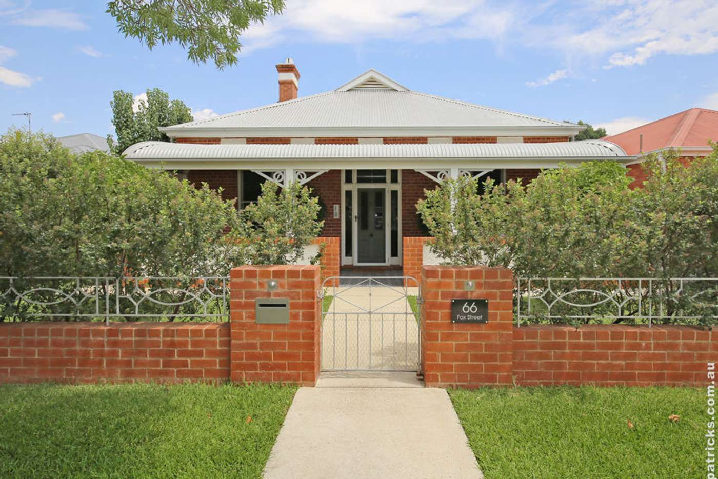Main view of Homely house listing, 66 Fox Street, Wagga Wagga NSW 2650