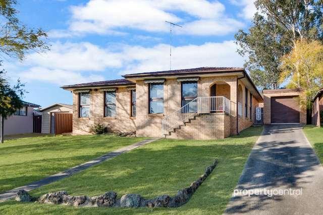 4 Scenic Circuit, Cranebrook NSW 2749