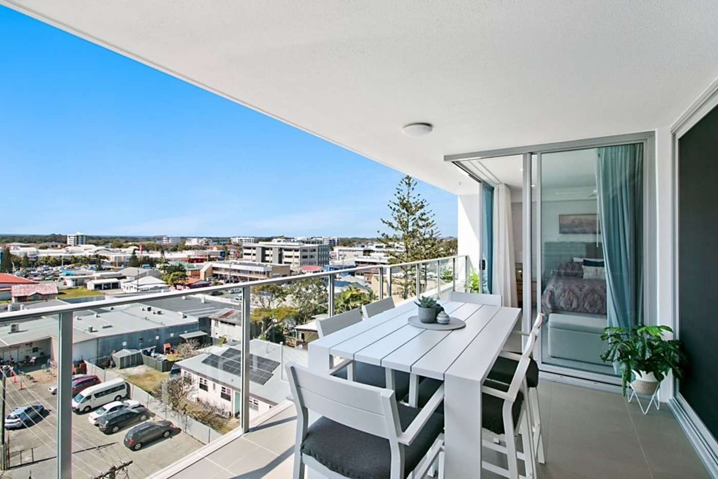 Fifth view of Homely apartment listing, 604/11 Enid Street, Tweed Heads NSW 2485
