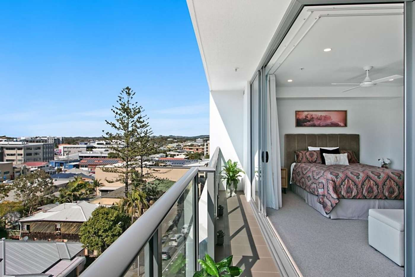 Sixth view of Homely apartment listing, 604/11 Enid Street, Tweed Heads NSW 2485