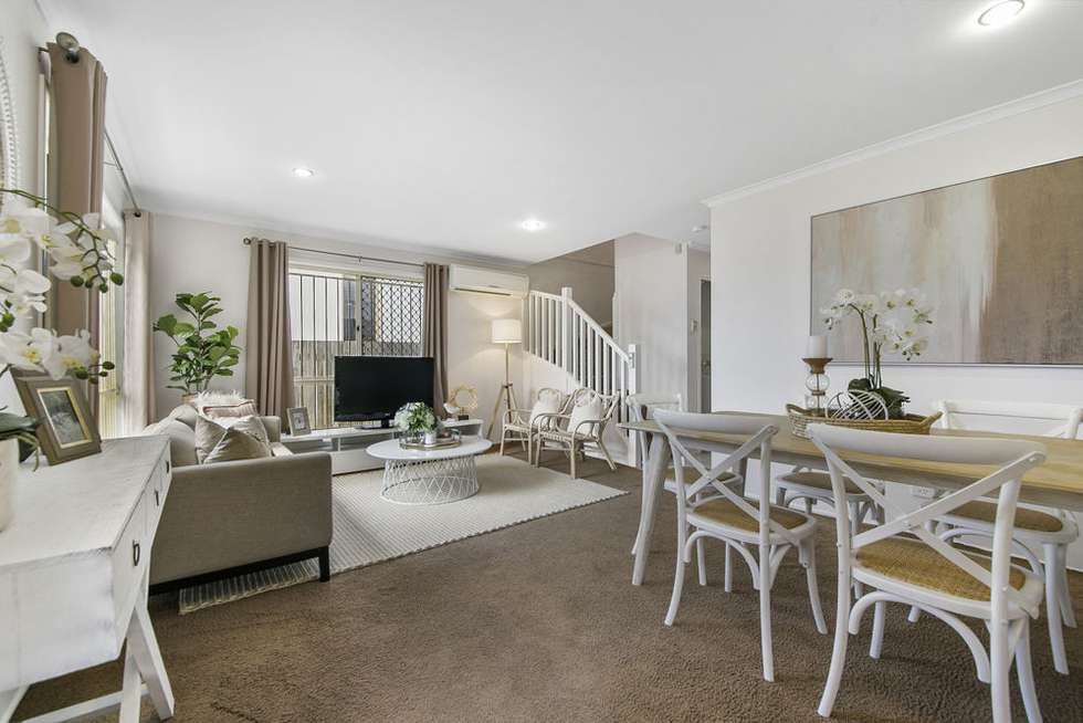Second view of Homely townhouse listing, 6/19 Baradine Street, Newmarket QLD 4051