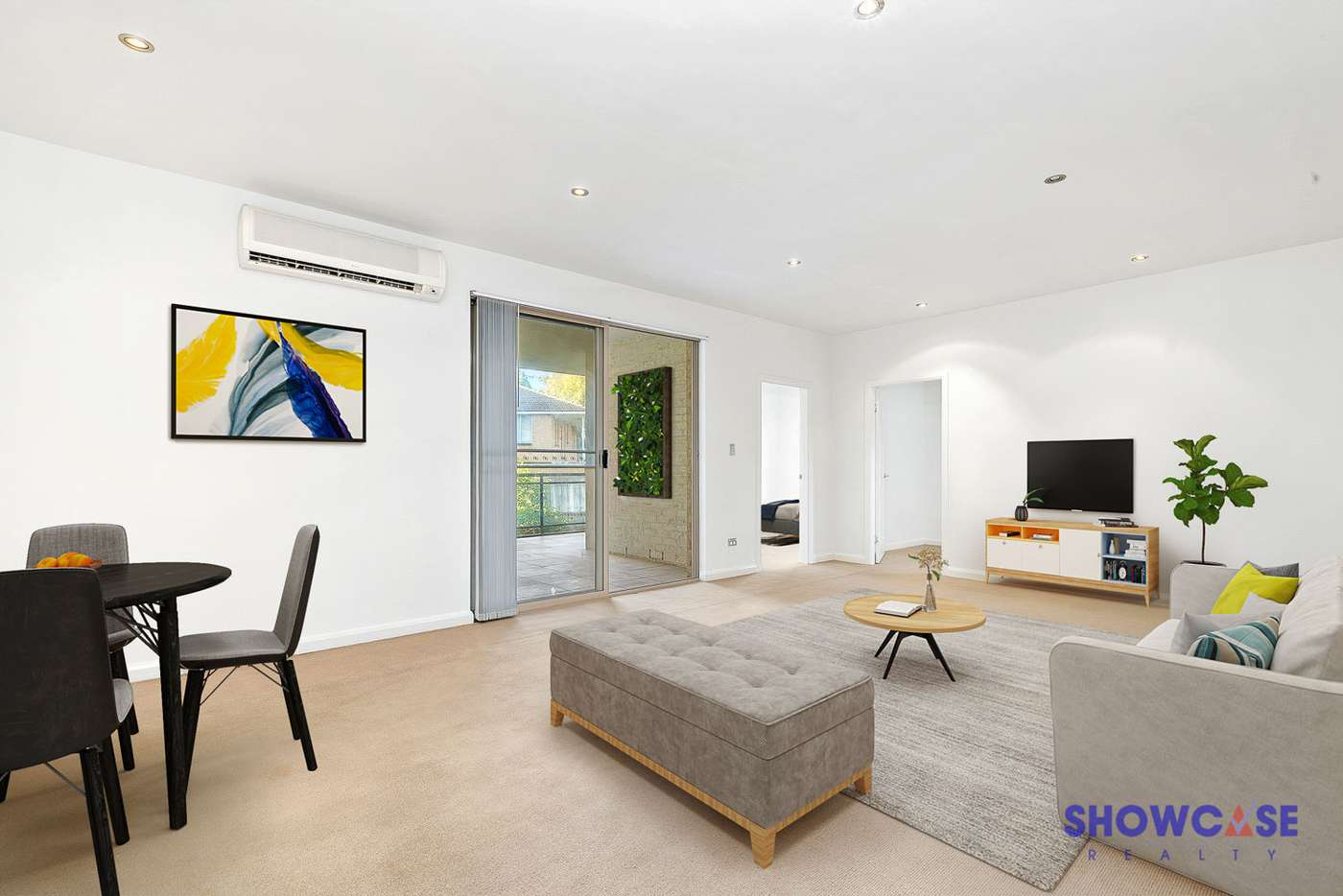 Main view of Homely apartment listing, 14/1-7 Young Road, Carlingford NSW 2118