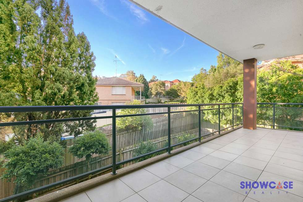 Third view of Homely apartment listing, 14/1-7 Young Road, Carlingford NSW 2118