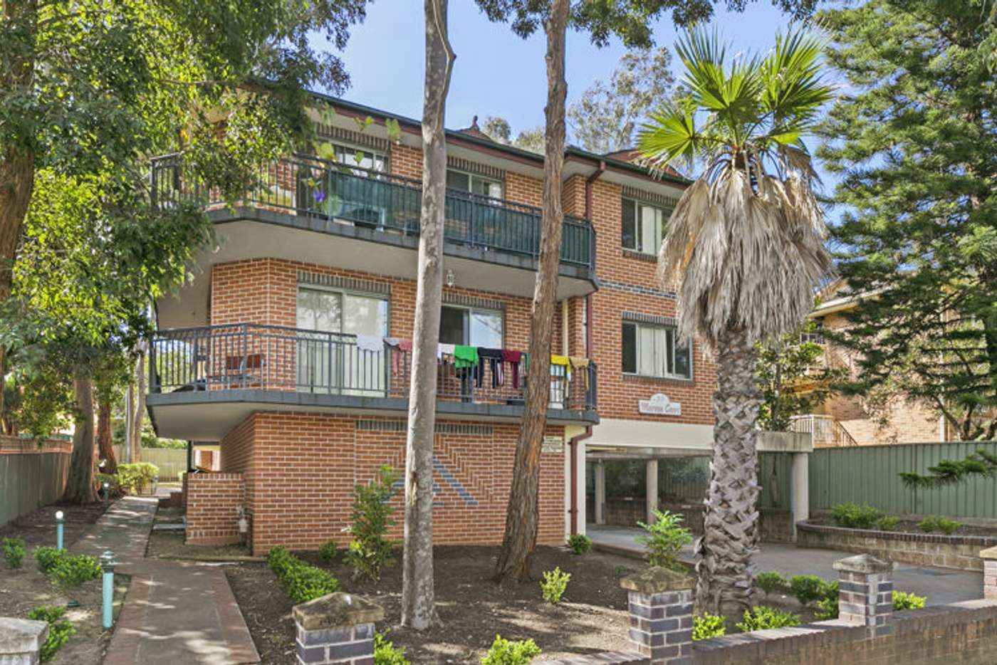 Main view of Homely unit listing, 3/33 Meehan Street, Granville NSW 2142