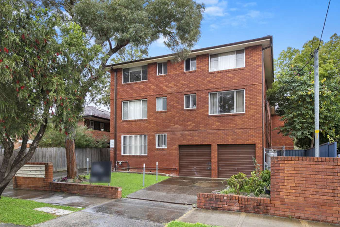 Main view of Homely unit listing, 12/14-16 The Trongate, Granville NSW 2142