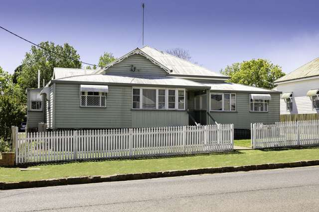21 Eleanor Street, East Toowoomba QLD 4350