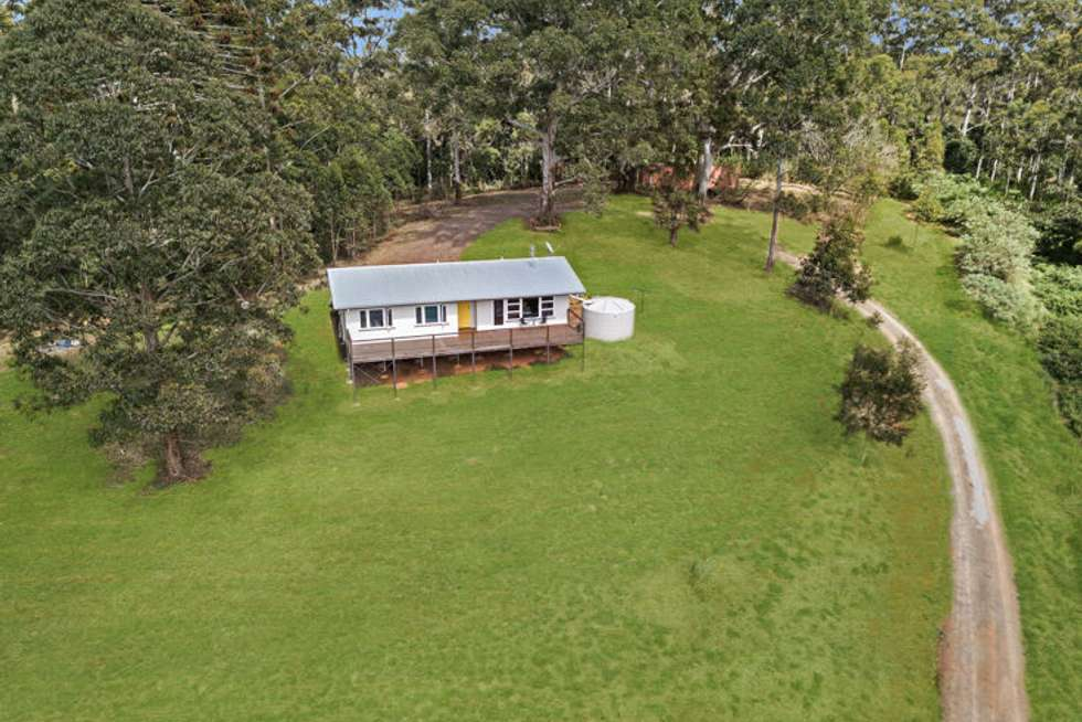 Second view of Homely acreageSemiRural listing, 65 Plumb Road, Bellthorpe QLD 4514