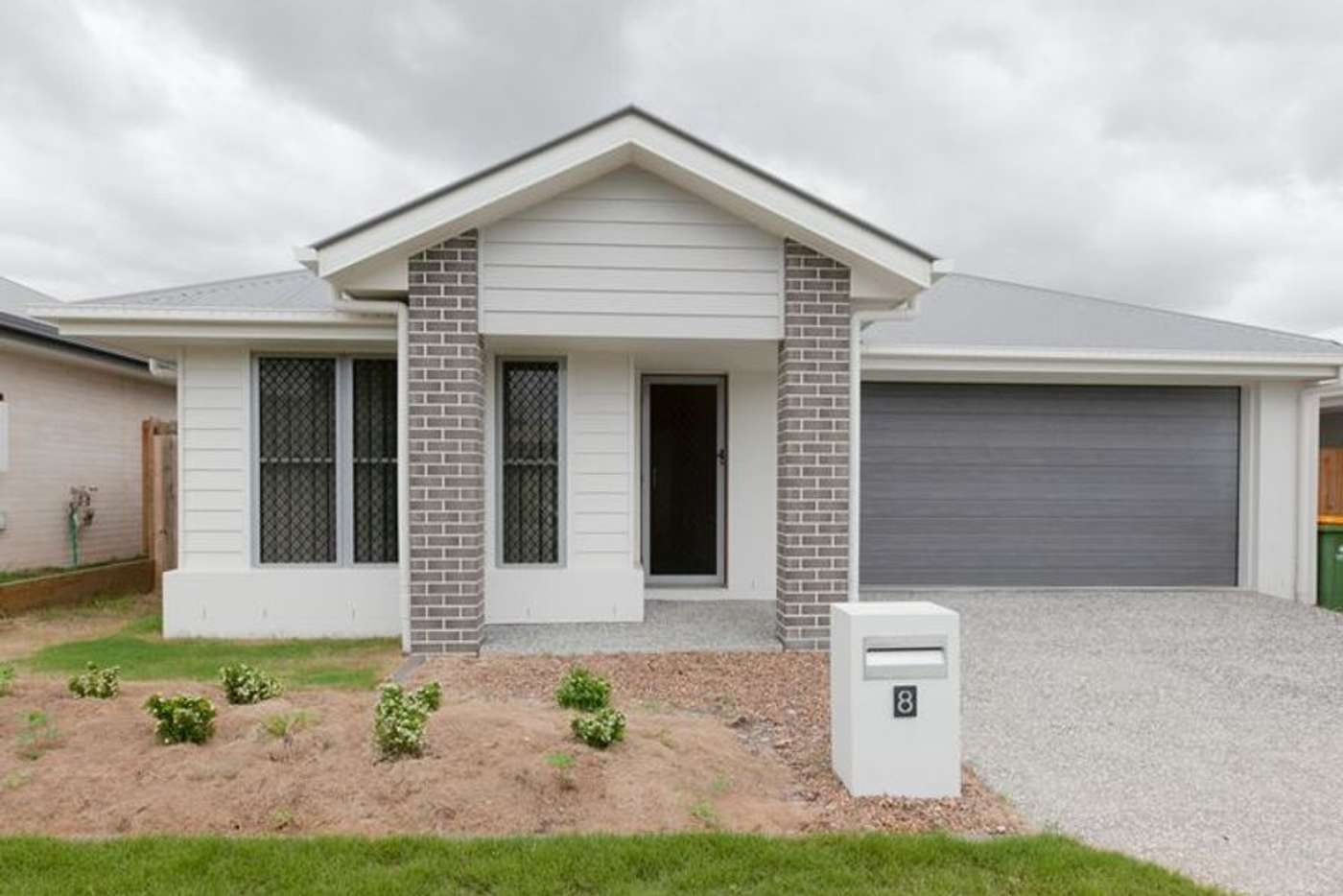 Main view of Homely house listing, 8 Mica Street, Yarrabilba QLD 4207