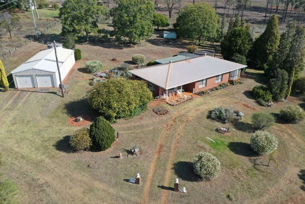 Second view of Homely acreageSemiRural listing, 87 Evans Road, Kleinton QLD 4352