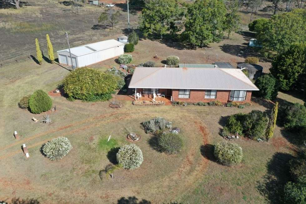 Third view of Homely acreageSemiRural listing, 87 Evans Road, Kleinton QLD 4352