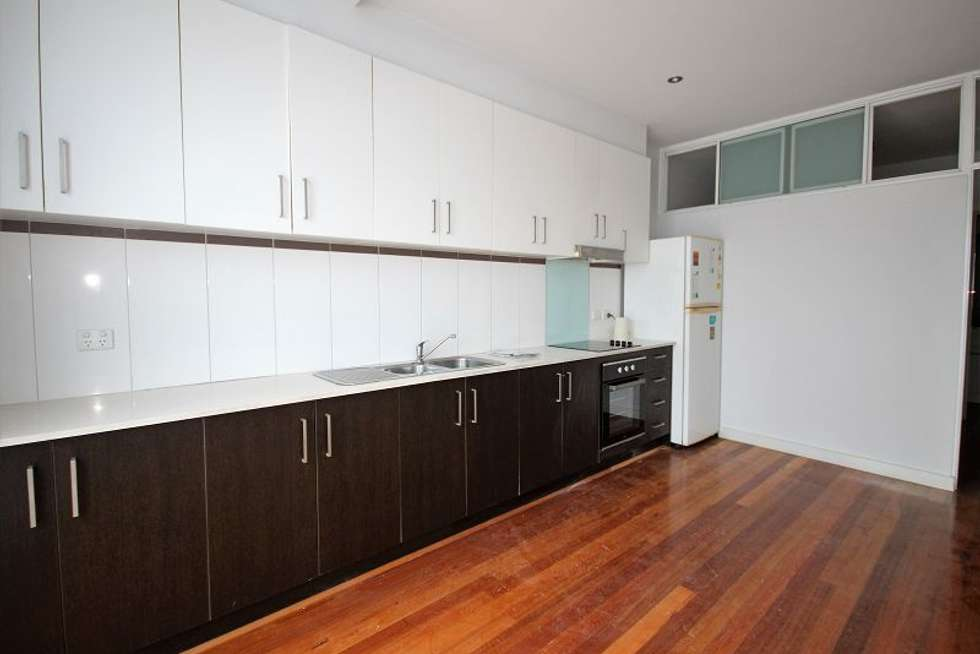 Second view of Homely apartment listing, 3/98 Nicholson street, Footscray VIC 3011
