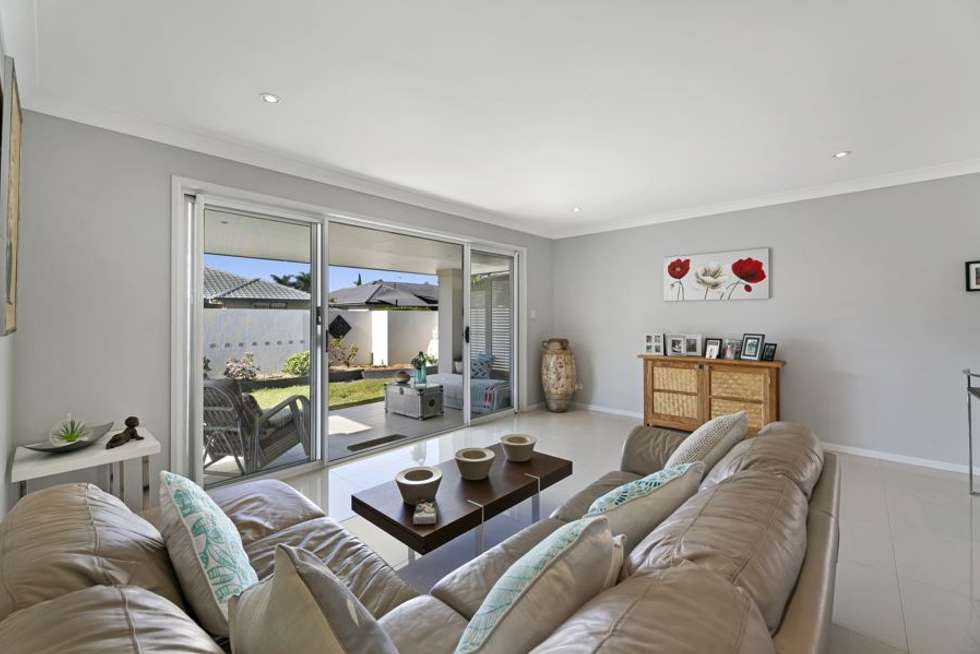 Third view of Homely house listing, 40 Seville Circuit, Burleigh Waters QLD 4220