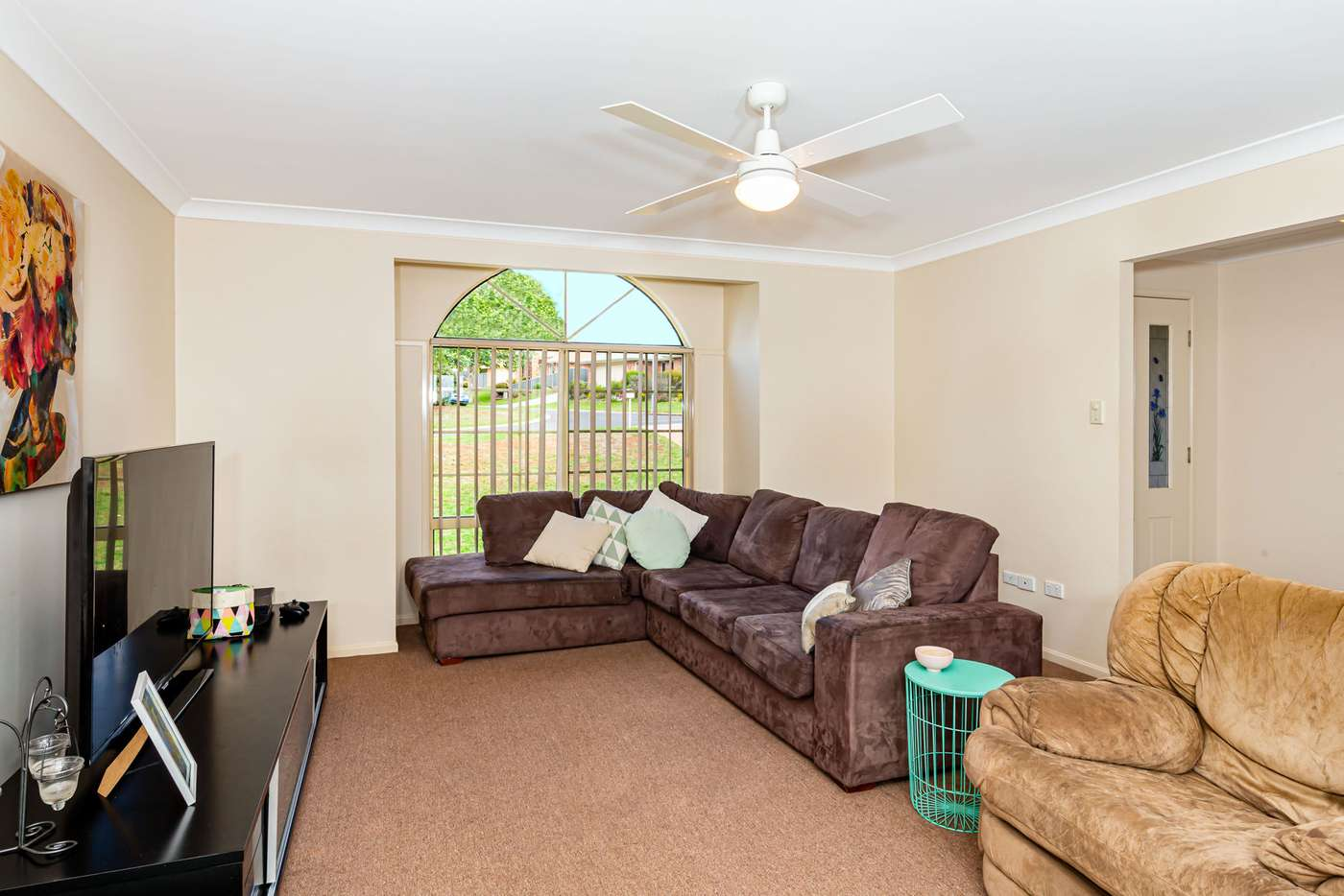 Fifth view of Homely house listing, 18 Kalimna Drive, Highfields QLD 4352