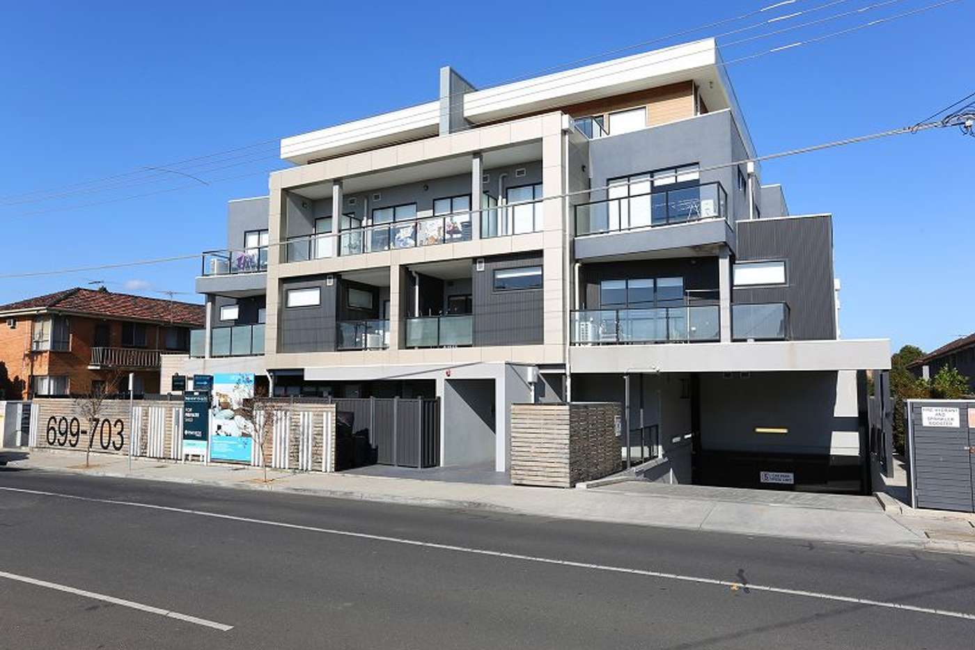 Main view of Homely apartment listing, 106/699C Barkly Street, West Footscray VIC 3012