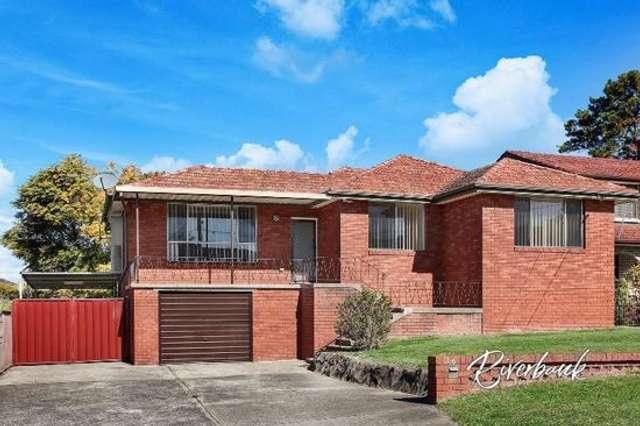 16 Croft Avenue, Merrylands NSW 2160
