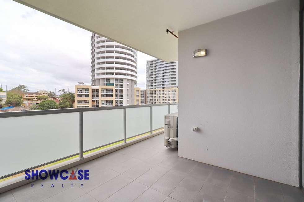 Fifth view of Homely apartment listing, 203/11 Boundary Road, Carlingford NSW 2118