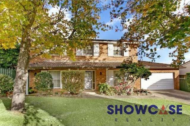 68 Bradley Drive, Carlingford NSW 2118