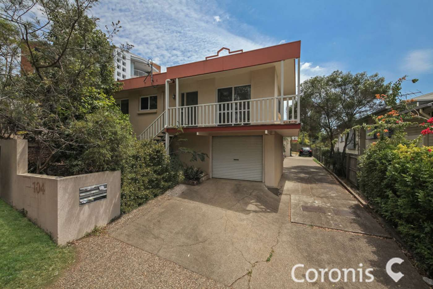 Main view of Homely unit listing, 1/104 Carmody Road, St Lucia QLD 4067