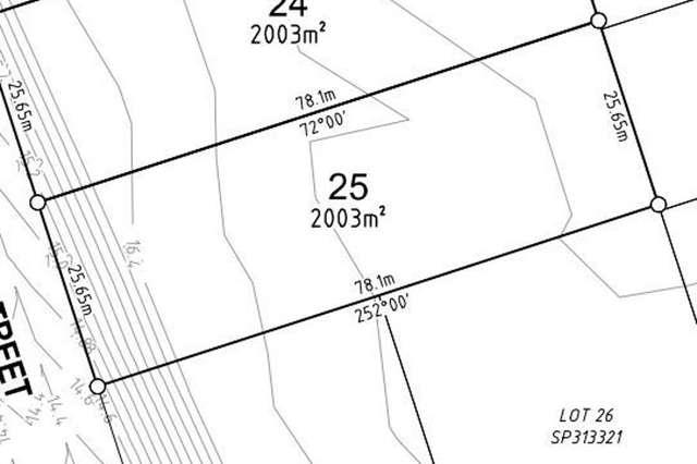 Lot 25 Sunderland Street, Booral QLD 4655