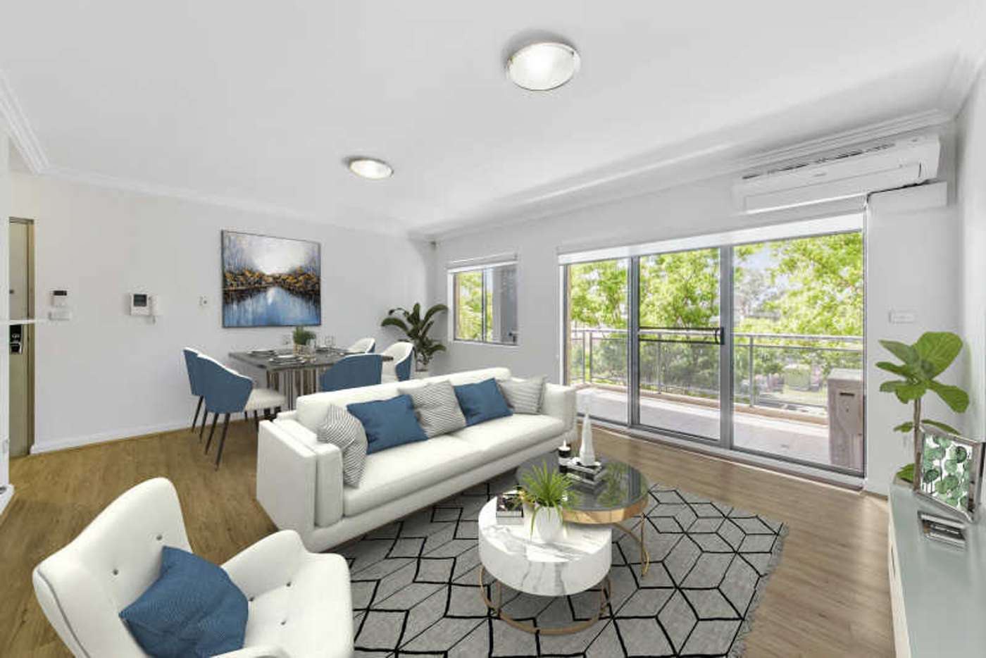 Main view of Homely unit listing, 5/73-75 The Esplanade, Guildford NSW 2161