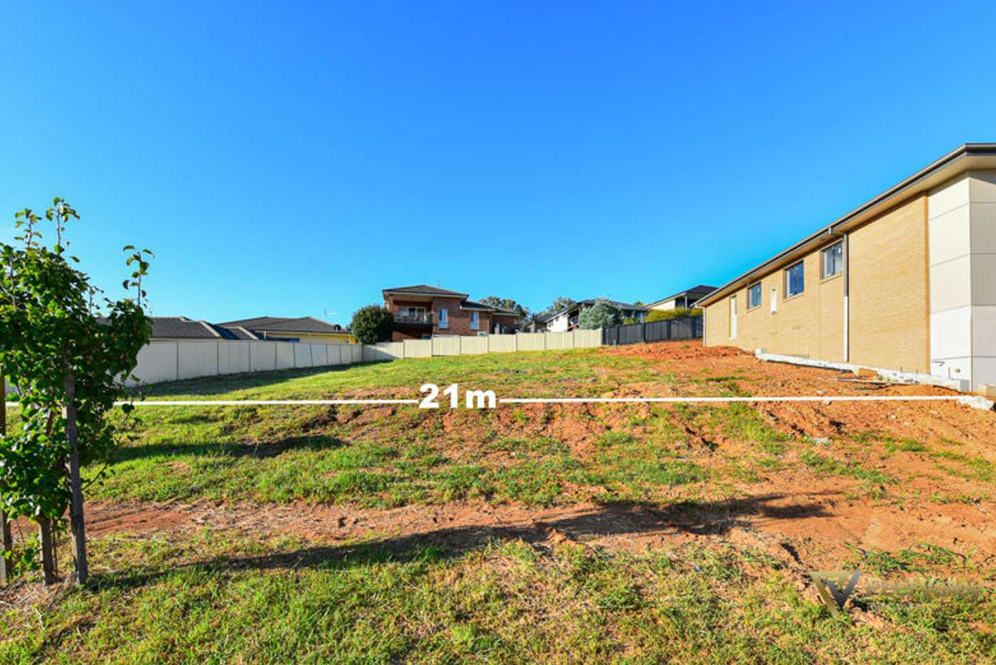 Main view of Homely residentialLand listing, 3 Conway Close, Tamworth NSW 2340