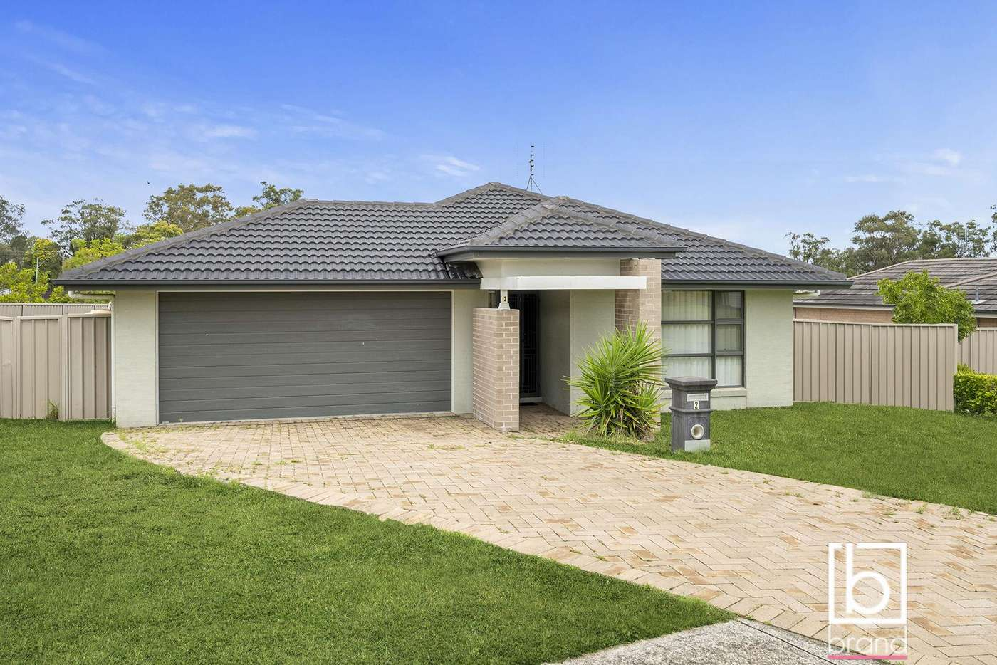 Main view of Homely house listing, 2 Yellow Rose Terrace, Hamlyn Terrace NSW 2259