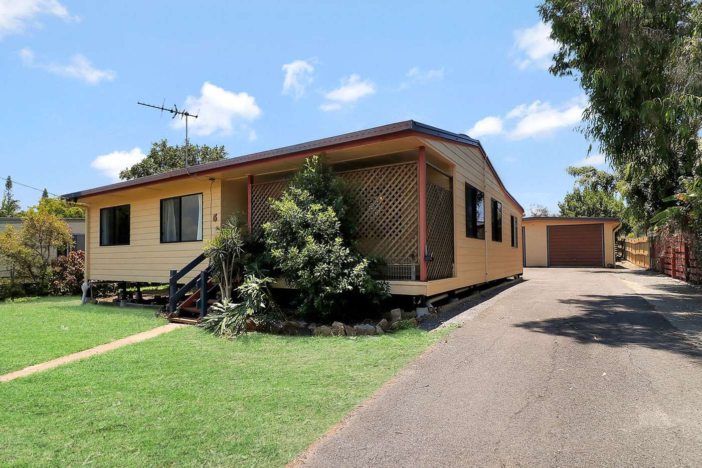 Main view of Homely house listing, 5 Crane Street, Emu Park QLD 4710