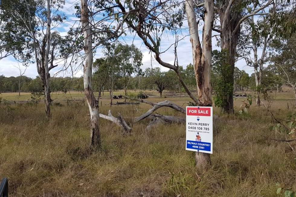 Second view of Homely residentialLand listing, Lot 138 Kingaroy Cooyar Road, Tarong QLD 4615