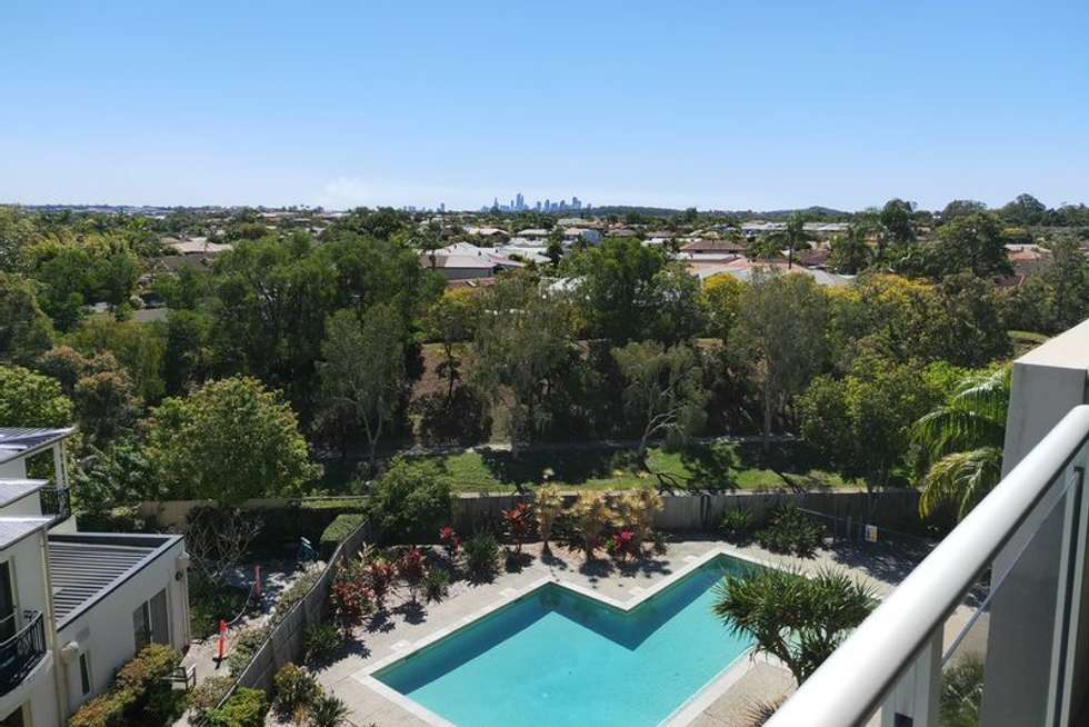 Second view of Homely apartment listing, 1502/12 Executive Drive, Burleigh Waters QLD 4220