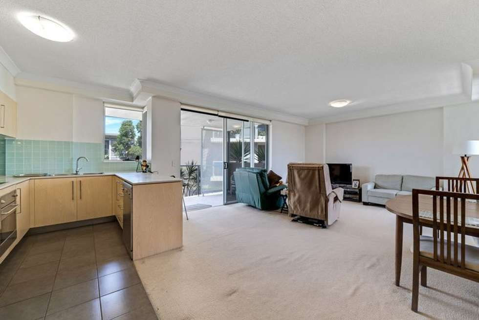 Second view of Homely apartment listing, 2306/12 Executive Drive, Burleigh Waters QLD 4220
