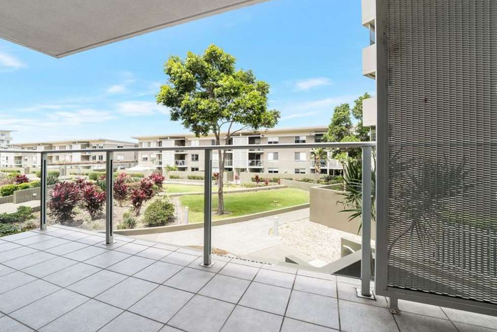 Fourth view of Homely apartment listing, 2306/12 Executive Drive, Burleigh Waters QLD 4220