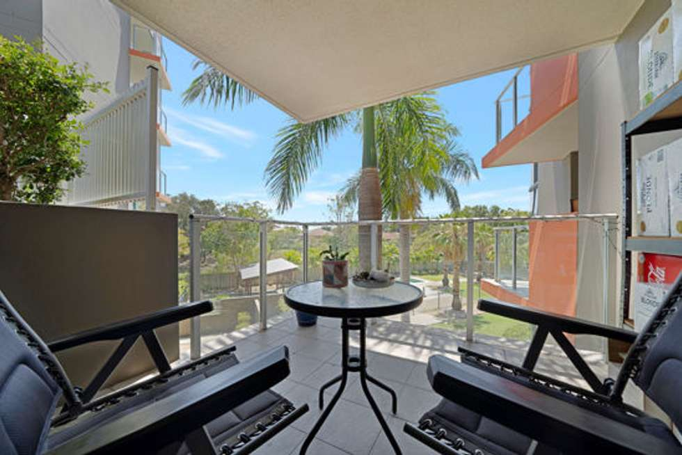 Second view of Homely apartment listing, 4206/12 Executive Dr, Burleigh Waters QLD 4220