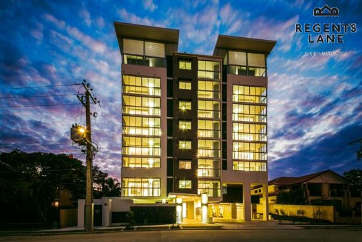Main view of Homely unit listing, 8G / 25-29 Regent Street, Woolloongabba QLD 4102