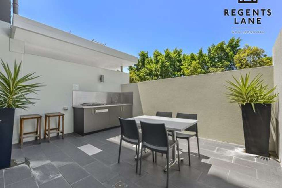 Second view of Homely unit listing, 8G / 25-29 Regent Street, Woolloongabba QLD 4102