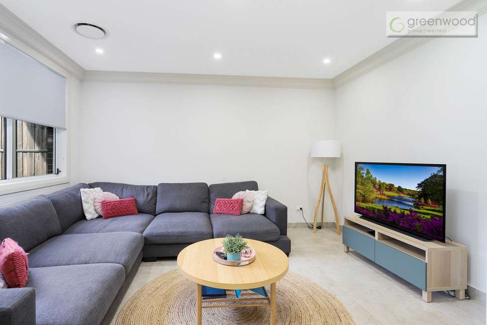 Second view of Homely house listing, 14 James Green Close (off Burns Road), Kellyville NSW 2155