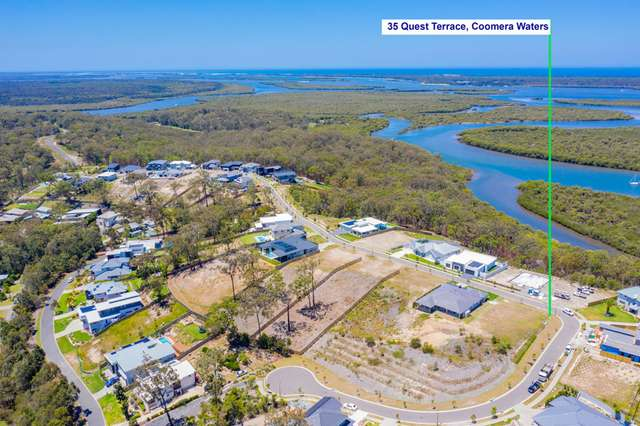 35 Quest Terrace, Coomera Waters QLD 4209