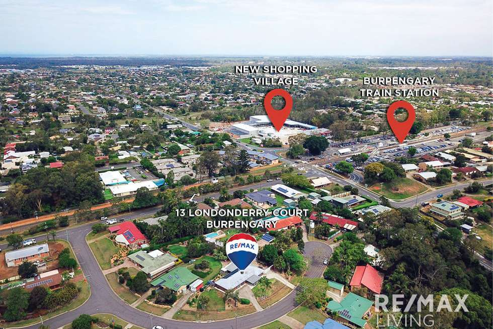 Fifth view of Homely house listing, 13 Londonderry Court, Burpengary QLD 4505