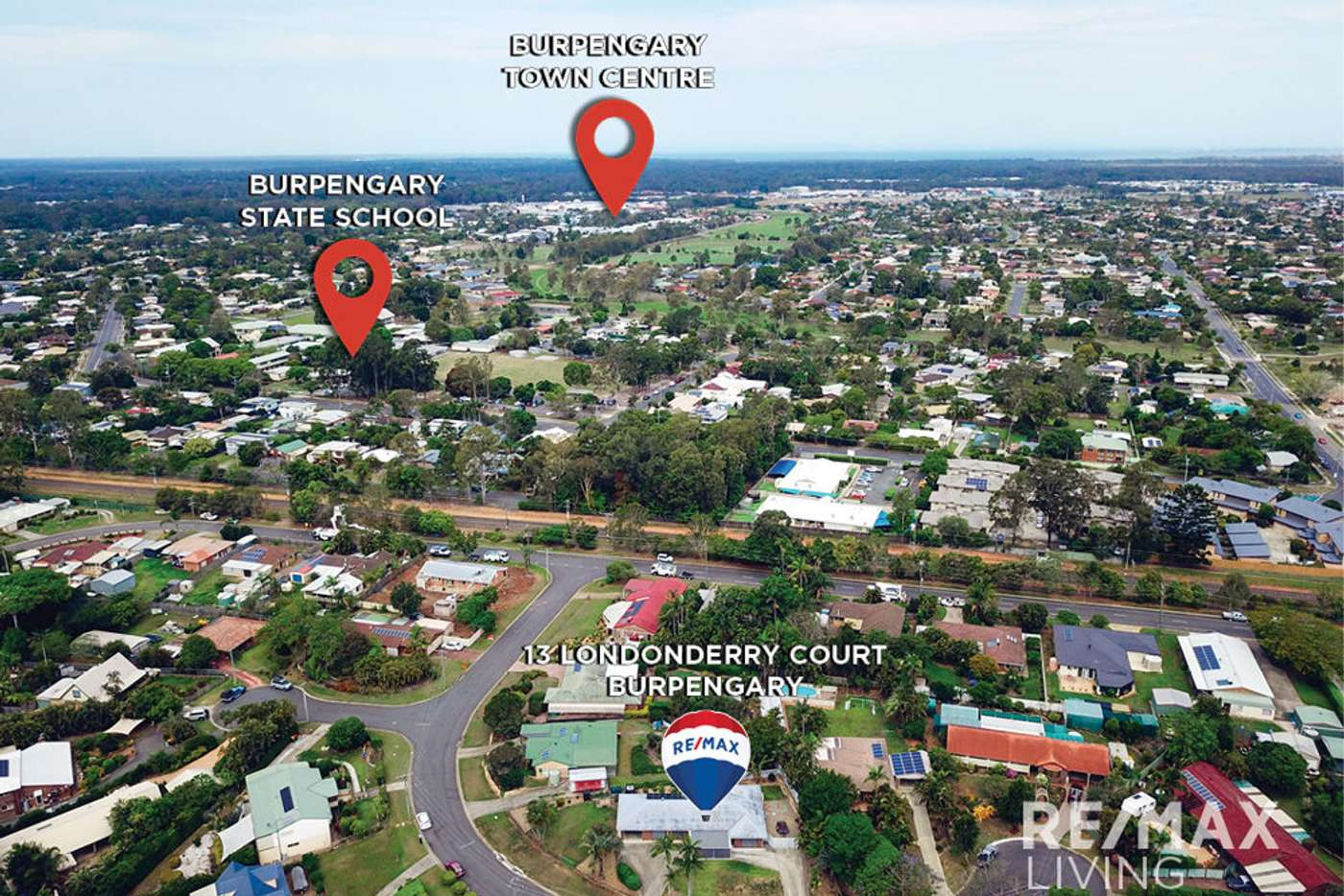 Sixth view of Homely house listing, 13 Londonderry Court, Burpengary QLD 4505