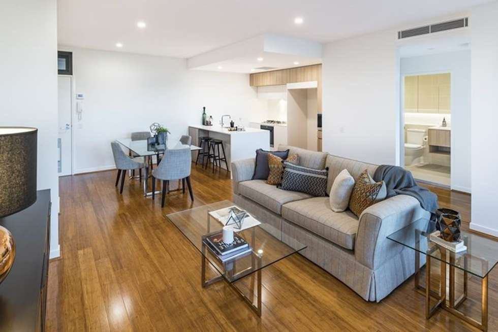 Second view of Homely unit listing, 5310/331 MacArthur Avenue, Hamilton QLD 4007