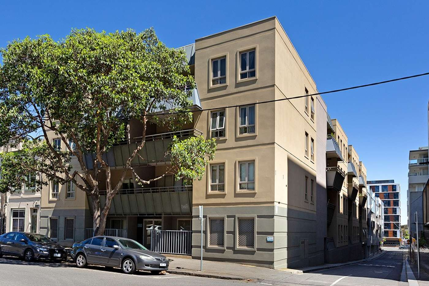 Main view of Homely apartment listing, 28/17-21 Blackwood Street, North Melbourne VIC 3051