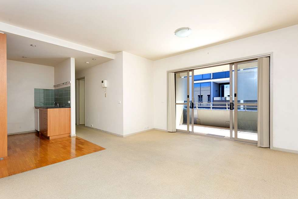 Second view of Homely apartment listing, 28/17-21 Blackwood Street, North Melbourne VIC 3051
