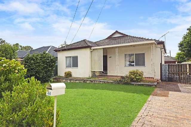 44 Clyde Street, Guildford NSW 2161